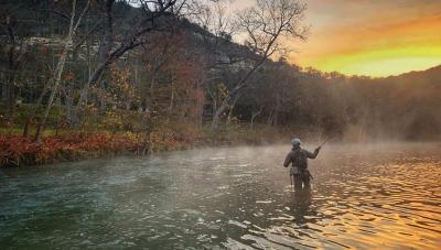 UGC - Instagram - Fishing