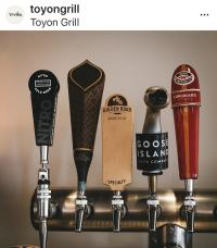 Toyon Beer Instagram