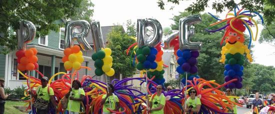 ROC Pride Parade