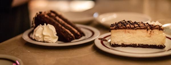 Cafe Intermezzo Cakes