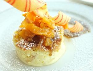 Salty's Restaurant Eggnog Bread Pudding Recipe