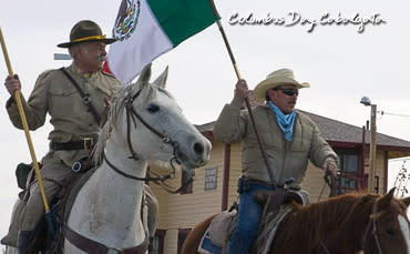 Columbus Day Cabalgata