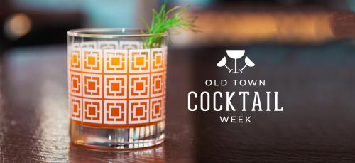 Old Town Cocktail Week