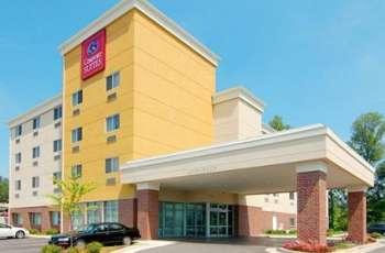 Comfort Suites- Huntsville