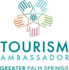 Greater Palm Springs Tourism Ambassador logo