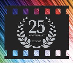25th ImageOut Logo