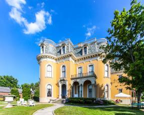 Culbertson Mansion Exterior