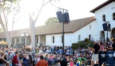 Concerts in the Plaza
