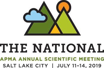 APMA 2019 Annual Scientific Meeting logo
