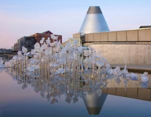 Museum of Glass in Tacoma, Washington