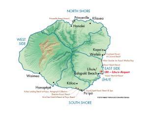 Kauai - MCI Map