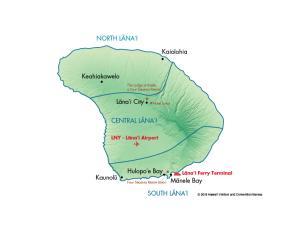 Lanai - MCI Map