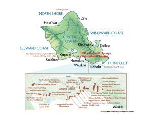 Oahu - MCI Map