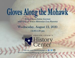 Gloves Along the Mohawk Flier