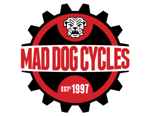 Mad Dog Cycles Logo