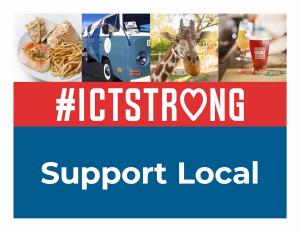 ICTStrong Support Local COVID