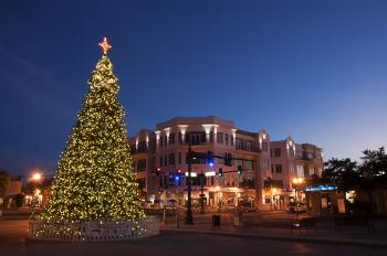 Christmas Downtown Punta Gorda