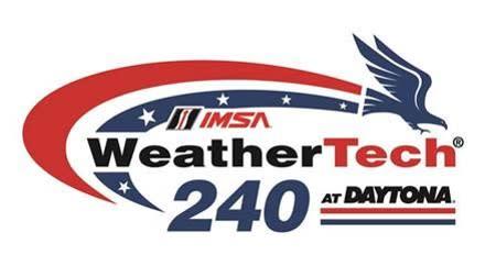 IMSA WeatherTech 240 At DAYTONA logo