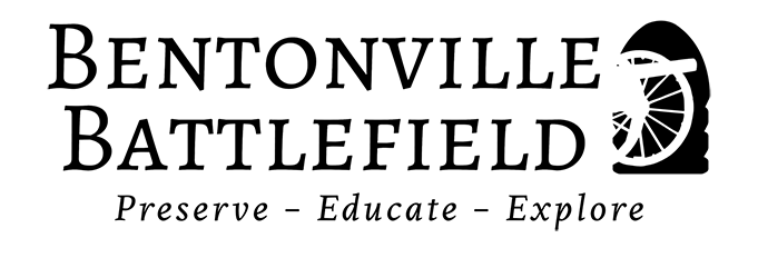 Bentonville Battlefield State Historic Site Logo, Four Oaks, NC.