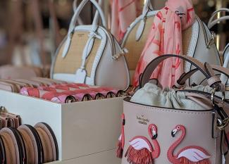 Kate Spade Outlet now open in Smithfield, NC, at Carolina Premium Outlets.