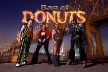 Bag of Donuts (live music blog)