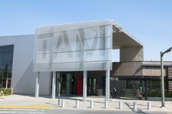 Tacoma Art Museum (TAM) in Tacoma, Washington
