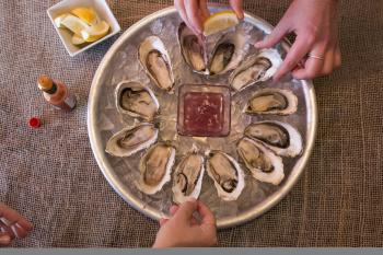 Hotel Irvine Oysters