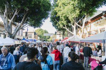 Downtown SLO Farmers Market