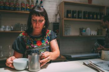 Pilar Westell - Zendo Art & Coffee