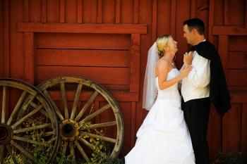 Golden History Park Weddings
