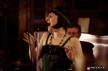Speakeasy Singer