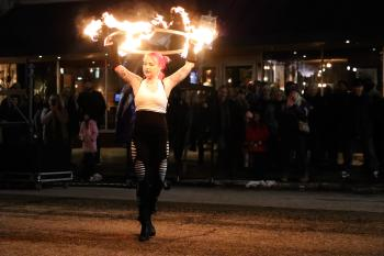 Harrisburg Fire Dancers 2