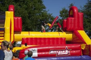 Kids will love the Hendricks County Rib Fest and Avon Balloon Glow.