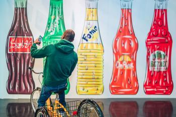 Cheat Day Land Soda Pop Room