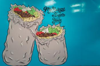 Cheat Day Land My Burrito Wall