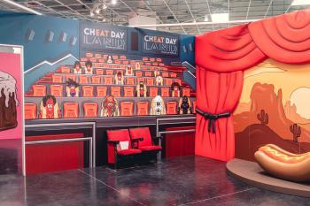 Cheat Day Land Cinema Room