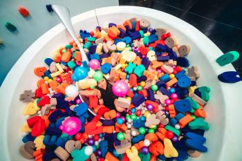 Cheat Day Land Cereal Foam Pit