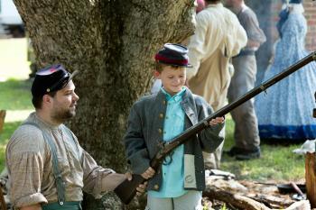 Bentonville History Events