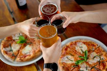 Beer and Pizza Happy Hour Queen Creek Olive Mill