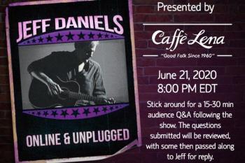 Caffe Lena Jeff Daniels