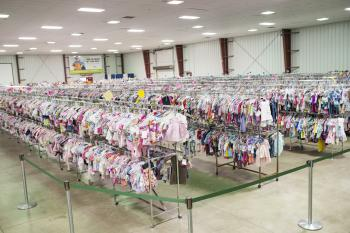 Here We Grow Again Kids Consignment Sale