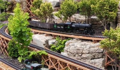 Gabis Arboretum Railway Garden