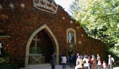 Carmelite Shrine Munster, In