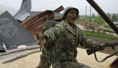 Community Veterans Memorial Munster, IN