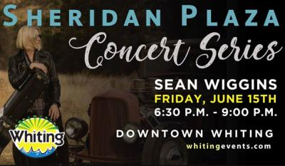 2018 Sheridan Plaza Concerts
