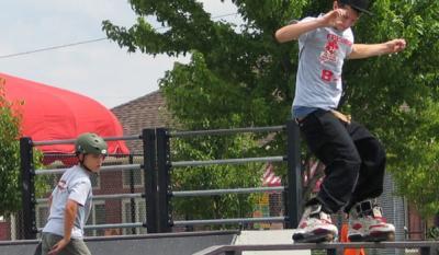Skate Park Munster