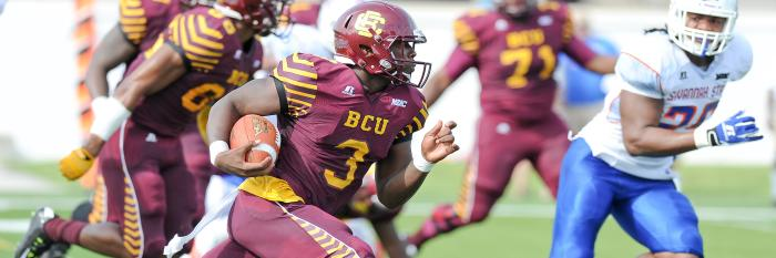 BCU Wildcats Football