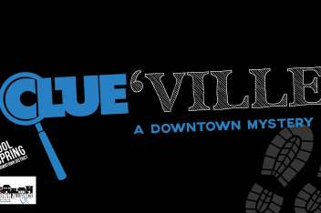 Clue'Ville: A Downtown Mystery