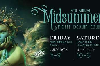 4th Annual Midsummer Night Downtown