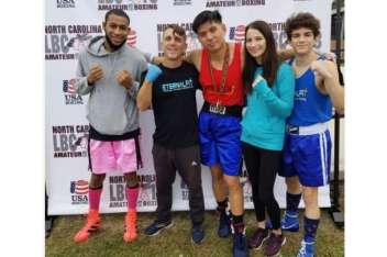 Carolina Gloves Boxing Tournament